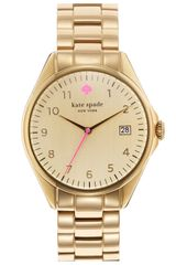 Kate Spade Seaport Grand Bracelet Watch - Lyst