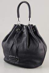 Marc By Marc Jacobs Too Hot To Handle Drawstring Bag in Black - Lyst