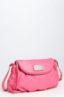Marc By Marc Jacobs Classic Q - Natasha Crossbody Flap Bag - Lyst
