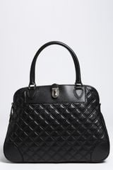 Marc Jacobs Quilting Tribeca Satchel - Lyst