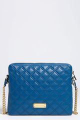 Marc Jacobs Quilting Lambskin Leather Ipad Case - Lyst