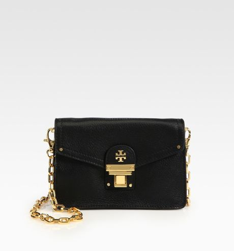 Tory Burch Rachael Crossbody Bag in Black