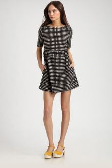 Ace & Jig Polka-dot Mini Dress - Lyst