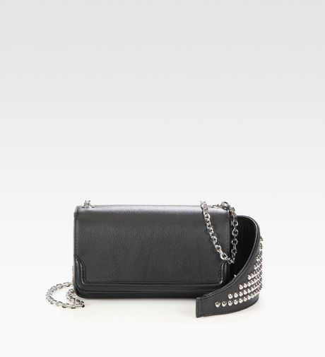 Christian Louboutin Artemis Crossbody Gaia Bag in Black - Lyst