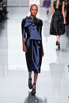 Dior Fall 2012 Runway Look 47 - Lyst