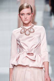 Dior Fall 2012 Runway Look 48 - Lyst