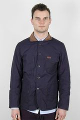 Penfield Beechdale Jacket Navy in Blue for Men (navy) - Lyst
