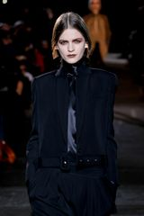 Givenchy Fall 2012 Satin Cravat - Lyst