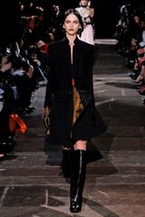 Givenchy Fall 2012 Long Coat - Lyst