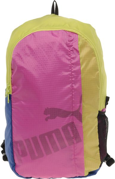 Puma Pack Away Backpack in Multicolor for Men (multi) - Lyst