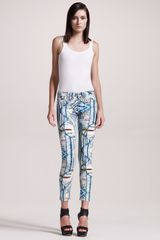 Rag & Bone The Legging Jeans - Lyst