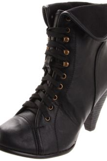 Volatile Very Volatile Womens Mugsy Lace-up Boot - Lyst