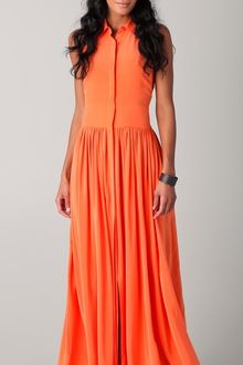 Cut25 Sleeveless Maxi Dress - Lyst