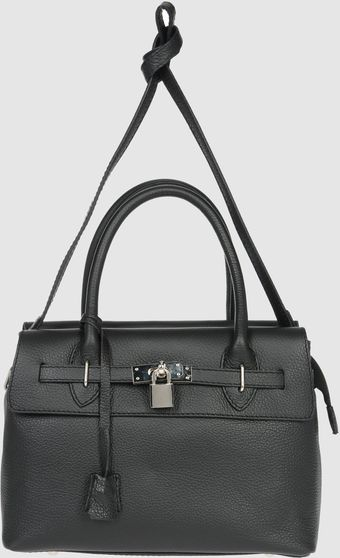 Parentesi Medium Leather Bag - Lyst