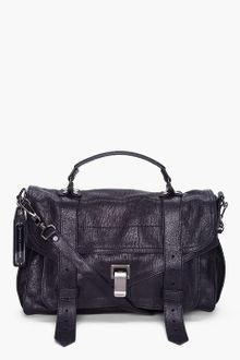 Proenza Schouler Ps1 Medium Leather Satchel - Lyst