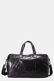Fossil Transit Leather Duffel Bag - Lyst