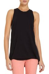 3.1 Phillip Lim Kite Wing Back Tank - Lyst