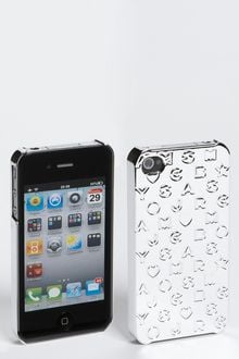 Marc By Marc Jacobs Metallic Stardust Iphone 4 Case - Lyst