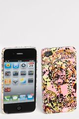 Rebecca Minkoff Iphone 4 & 4s Case in Multicolor (pink multi) - Lyst
