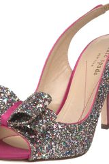 Kate Spade New York Womens Charm Sandal