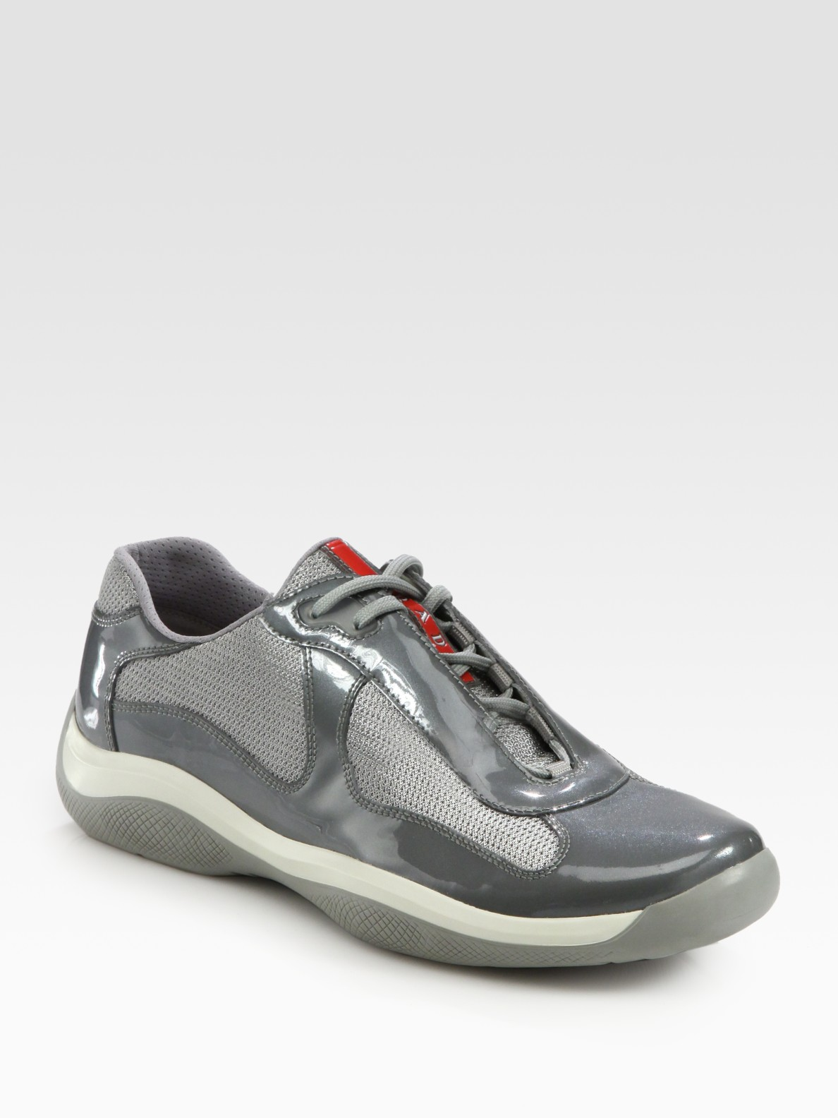 Americas Cup low-top sneakers - Black Prada 1c6iwm