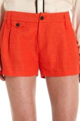 Rag & Bone Tennis Shorts - Lyst