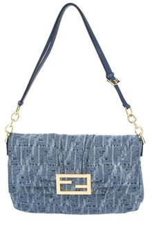 Fendi Mia Shoulder Bag - Lyst