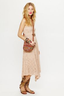 Free People Victorian Lace Tube Dress - Lyst