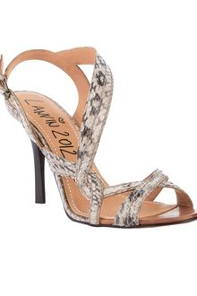 Lanvin Leather Sandal - Lyst
