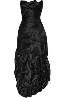 Vivienne Westwood Gold Label Bubbly Paperbag Silktaffeta Dress - Lyst