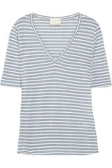Boy by Band Of Outsiders Striped Cotton Tshirt - Lyst