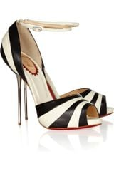 Christian Louboutin 20th Anniversary Armadillo Bride 120 Leather Pumps - Lyst