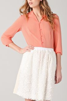 Cacharel Button Down Shirt - Lyst