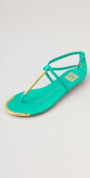 Flat Sandals Flat Mint Sandals