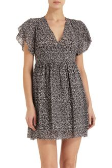 Girl. By Band Of Outsiders Catherine Dress - Lyst