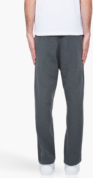 Shades Of Grey By Micah Cohen Teal Casual Lounge Pants In
