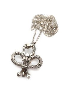 Demaglie Clover Necklace - Lyst