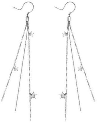Emma Guest Jewellery Bright Star Drop Earrings - Lyst
