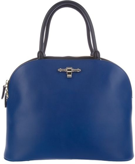 Givenchy New Line Bag in Blue