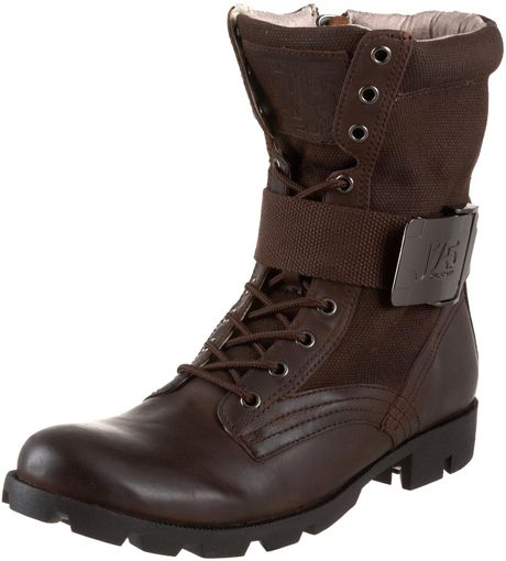 jump mens strong boot in brown for lyst