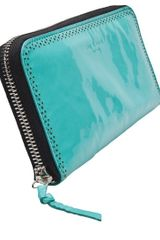 Rag & Bone Canton Wallet in Blue (mint) - Lyst