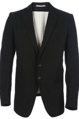 Ann Demeulemeester Two Button Blazer - Lyst