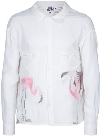 Blaak Flamingo Shirt - Lyst