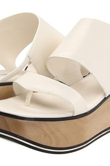 Costume National Wedge Sandals  - Lyst