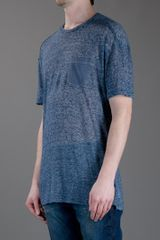 D&g Crew Neck Tshirt in Blue for Men - Lyst