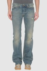 Diesel Denim Pants - Lyst