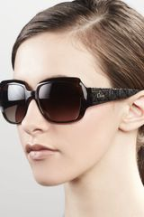 Dior Frisson Sunglasses - Lyst