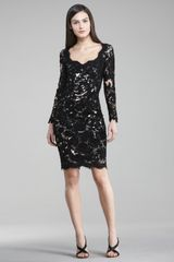 Mandalay Longsleeve Lace Dress - Lyst
