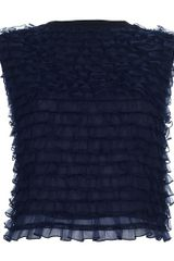 Marc Jacobs Sleeveless Blouse - Lyst