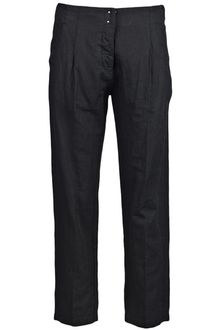 Mm6 By Maison Martin Margiela Crop Trouser - Lyst